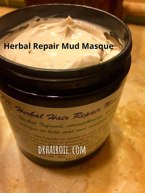 Seamoss Herbal Hair Masque or Hot Oil Treatment