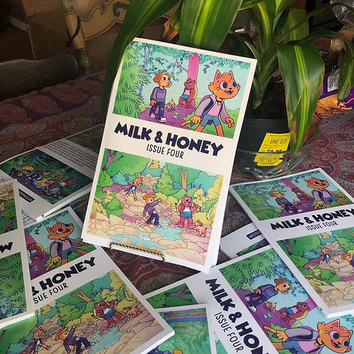 Milk & Honey Anthology Issue Four