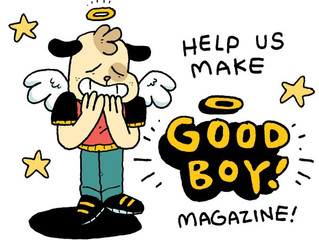 Good Boy! (America's Favorite Comics Magazine)