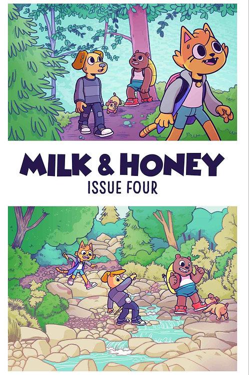 Milk & Honey Anthology Issue Four PDF