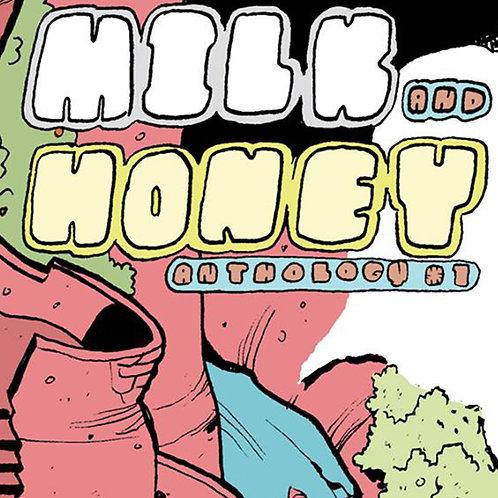 Milk & Honey Anthology Issue 1 PDF