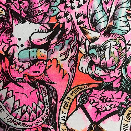 """Venom & Nectar"" by Dalton Stark"