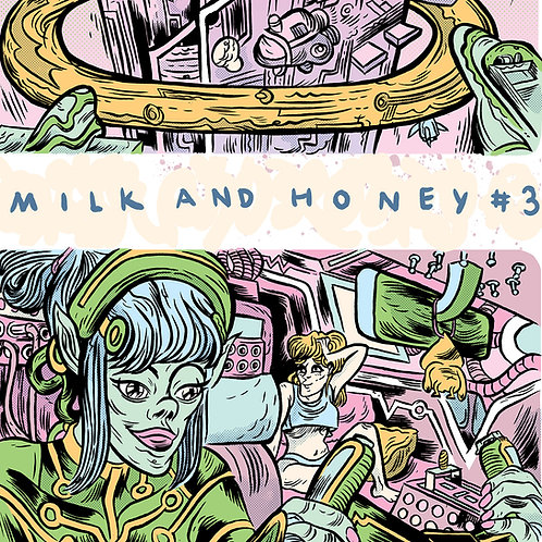 Milk & Honey Anthology Issue 3 PDF