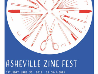 Reflections on our first official zine fest!