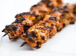 Grilled Chicken Shish Kehab