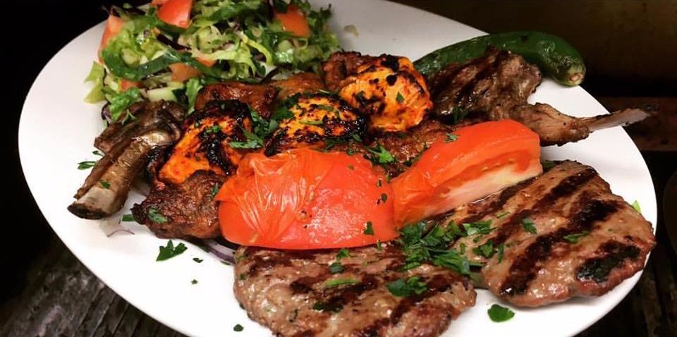 Grilled Adana