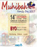 Come and join us on Muhibah Family Day on 14th Oct 2017 at Grace Church