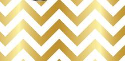 Golden Chevron backdrop