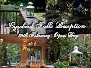 Lyrebird Falls Open Day on Feb 25, 2018