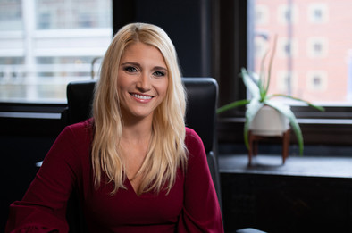 Britney Ruby Miller, President of Jeff Ruby Culinary Entertainment