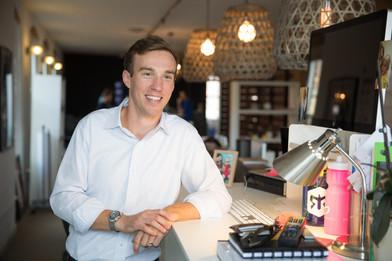 Neil Ursic CEO Batterii