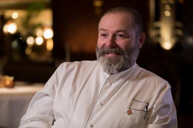 Executive Chef Maxime Kien Palm Court Hilton