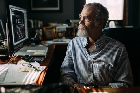 Alan Brown, president of Photonics Inc.