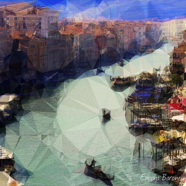 Emma Barone, The Geometric City