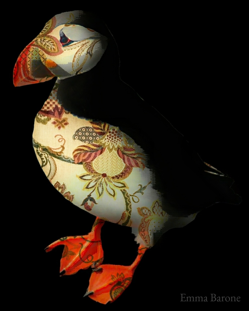Funky Puffin