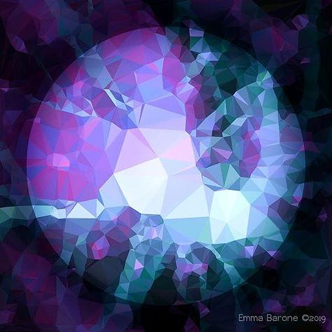 Geometric Crystal Ball_•_•_•_#geometric