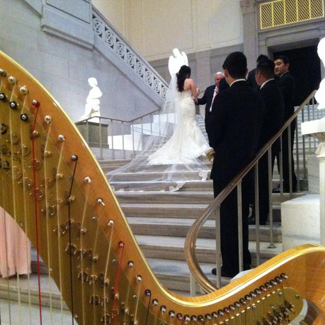 Wedding at the Corcoran Gallery of Art