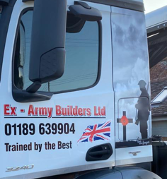 October Already!!! - Here's what's been happening @ Ex-Army Builders Ltd.