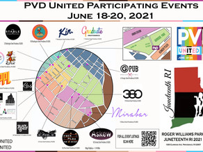Celebrate Equality, Pride + Freedom with PVD UNITED