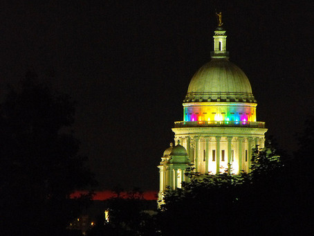 RI Senate Advances Bills Protecting LGBTQ Rights