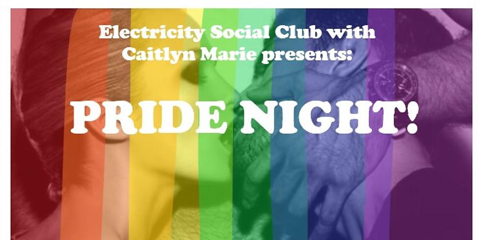 Pride at Electricity Social Club