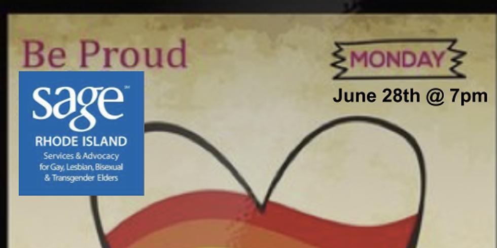 The Death & Life of Marsha P. Johnson -SAGE Pride Movie Series