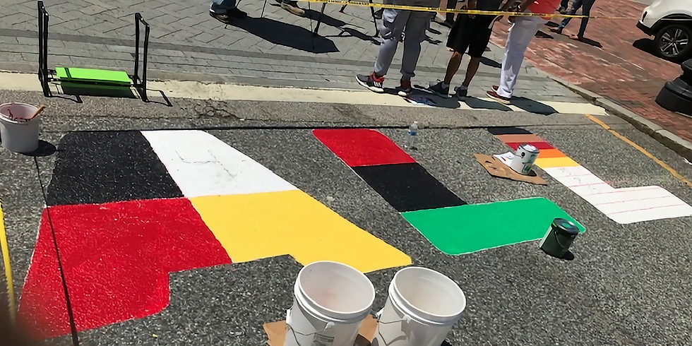 All Black Lives Matter Unveiling
