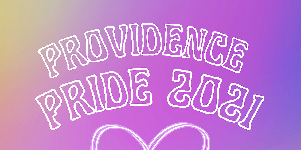 Providence Pride 2021