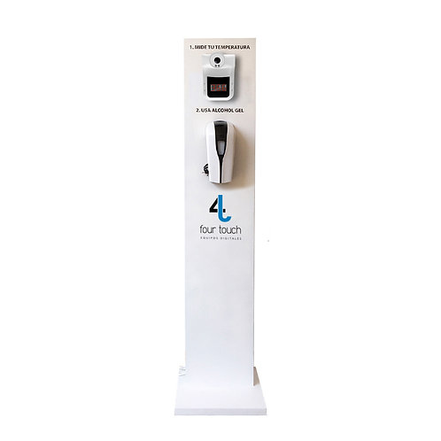 TOTEM SANITIZADOR K3 PRO DISPENSADOR