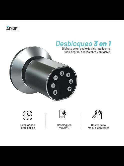 Cerradura Inteligente WiFi C40