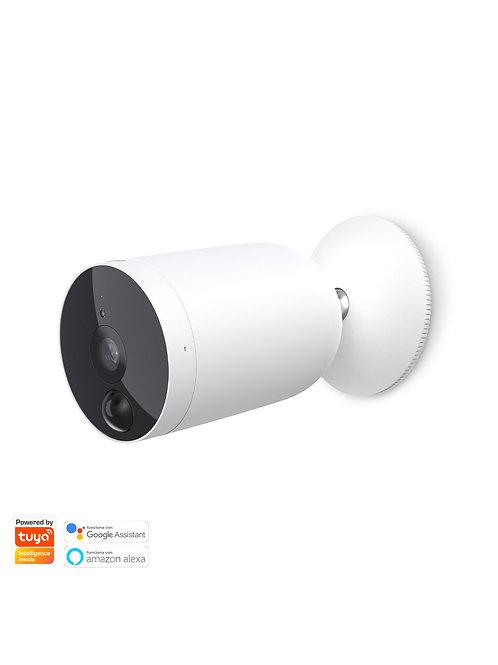 Cámara Exterior FHD 1080p Inteligente WiFi