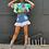 Thumbnail: White Ruffle Shorts
