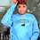Thumbnail: Vintage Panthers Bling sweatshirt