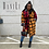 Thumbnail: Color Block Cozy Coat