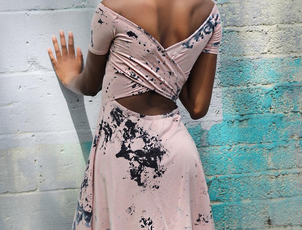 """Miss Mauve"" Dress"