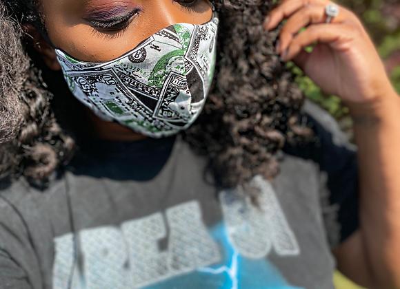 Money Moves Mask