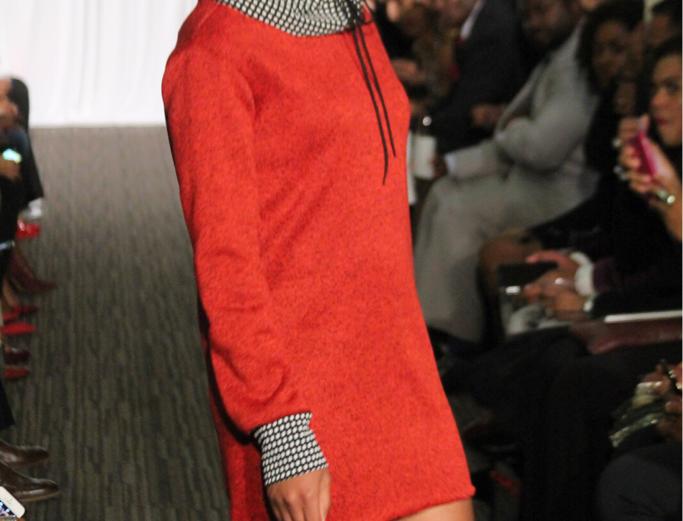 """Boss"" Sweater Dress"