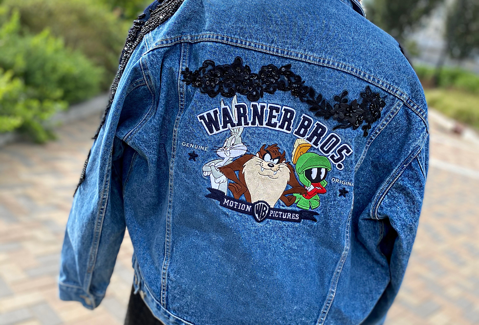 Vintage WB Denim Jacket