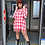 Thumbnail: Sequin Hood Flannel Dress