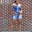 Thumbnail: Adidas Corset Skirt Set