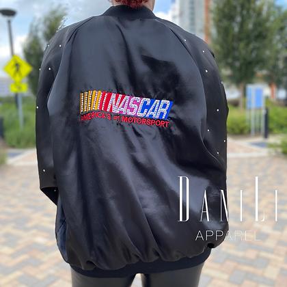 Vintage NASCAR Bomber Jacket