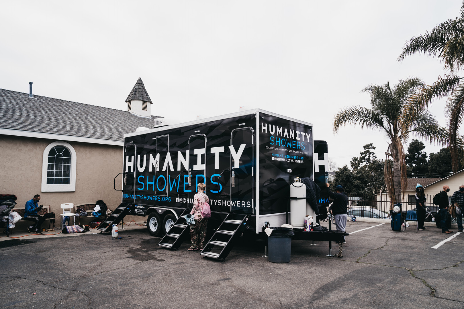 Humanity Showers