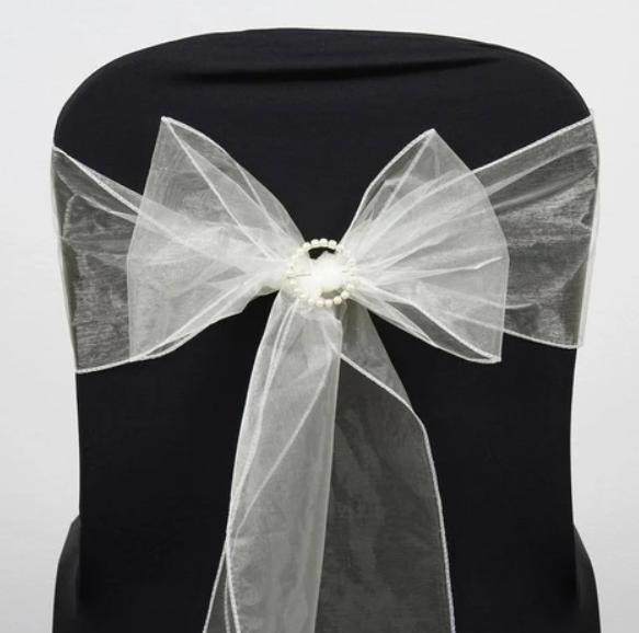 Organza Chair Sashes
