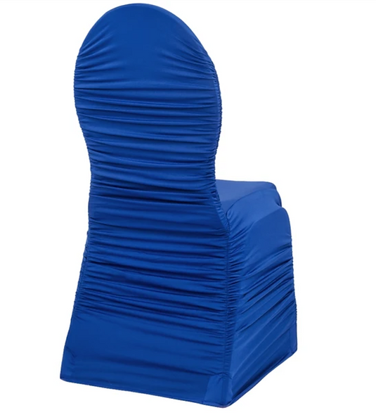 Chair Cover - Ruched Spandex