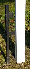 Real Estate Sign Post Stake