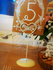 decor accessories is definately a must at any wedding
