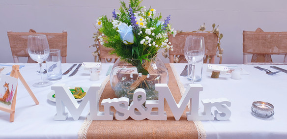mrs and mrs letters