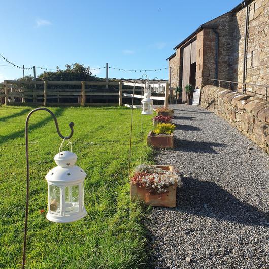 Three Hills Barn, Topenhow