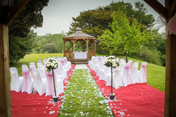 Pink and cream chair covers.jpg