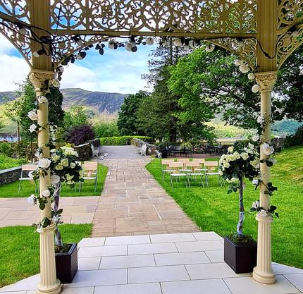 Lodore Falls, Keswick, Cumbria